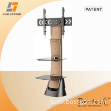 Recommend New Product Superior Quality Aluminum Floor Stand Tv Bracket