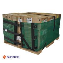 Emballage de palette imperméable réutilisable avec le prix usine