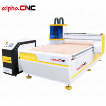 Spindle+Oscillating knife+Tangential Knife+Kiss cut+Crease+CCD Graphics and Print Finishing Sign making CNC Router