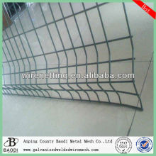 2x2 galvanized welded wire mesh for fence panel (Baodi Manufacture ISO9001:2000)