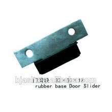 Elevator Rubber buffer for Door Slider / elevator parts