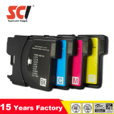 high quality color compatible ink cartridge for brother