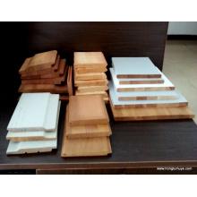 Matériau de construction en bois