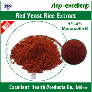 Red Yeast rice extract Monacolin K