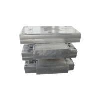 ISO9001: 2008 pasó aleación de cera perdida OEM fundición de aleación de acero c45
