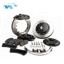 Meilleure performance WT9200 4 étrier de frein de pot avec disque de frein 330 * 28mm pour toutes les pièces de freins Auto Cars