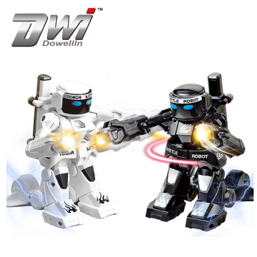DWI Dowellin Boxing Fighting robot Remote Control Robot 2.4G Game Toys  rc fighting robot
