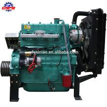 Motor diesel ZH4102G Potencia especial para maquinaria de construcción motor diesel