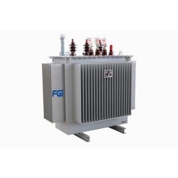 Transformadores cheios de líquido com eficiência energética