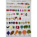 Decorativos China fornecedores confete de Natal feliz