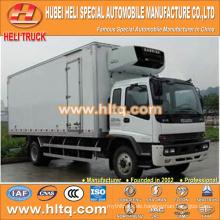 Japan Technologie 4x2 20Tons Kühlraum LKW 240hp in guter Qualität heißer Verkauf