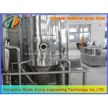 processo de secagem por pulverização