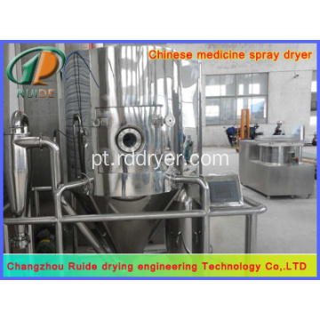 Wheat starch spray dry tower