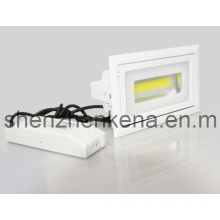 40W LED Rectangle Ceiling Adjustable Lamps