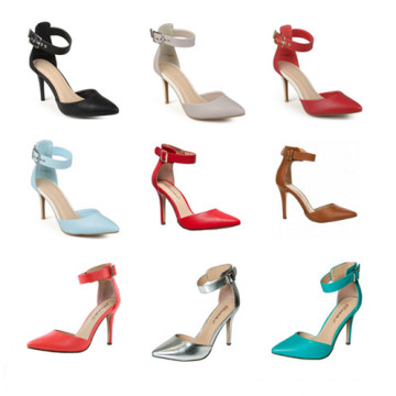 New Style Fashion High Heel Lady Dress Shoes (S20)