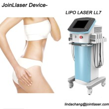 Laser de 650nm Lipo amincissant la machine