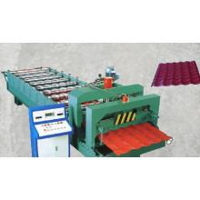 Computergesteuerte Profiliermaschine aus verzinktem Stahl