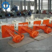 Fabrikverkauf Gummi-Liner SP Unterwasser-Slurry-Pumpe