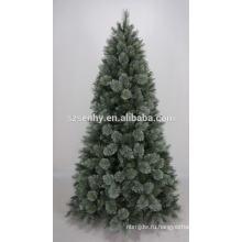 Калифорния снежный иглы сосны Рождественской елки