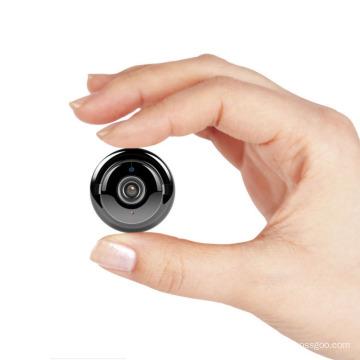 Caméra d'espionnage cachée espion caméra cachée de petite taille VR 360 WiFi invisible