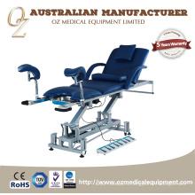 Multi-фикцию электрическая Акушерская Таблица для гинекологического рассмотрения стул стол кровать Больничная койка