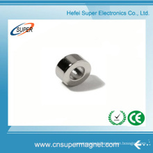 Permanent Rare Earth N35-N52 Ring Magnet