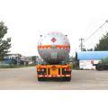 12.5m Tri-axle Liquefied Gas Transport Semi Trailer