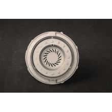Personalizado de alumínio Die Casting Gas Stove Burner
