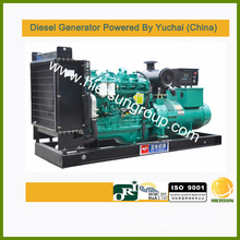 Diesel Generator 120KW/150KVA powered by Yuchai