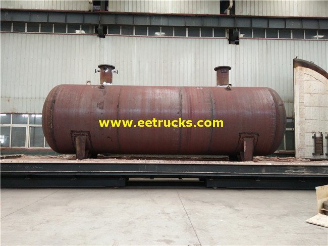 35ton Mounded LPG Vessels