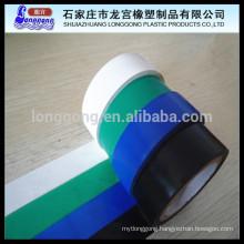 Flame retardant PVC adhesive tape-glossy shinning film
