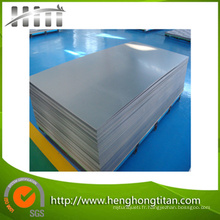 Feuille d'alliage de titane d'ASTM B265 Gr7