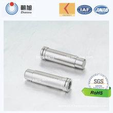 Pin en métal adapté aux besoins du client par norme d'OIN d'usine ISO