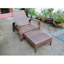 Chaise de salon rotin extérieur Design Loisirs