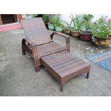 Cadeira do Rattan ao ar livre Design lazer Lounge