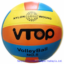 Official Size Soft Touch Rubber Volleyball Training Equipment