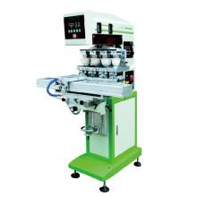 Пневматический 4-цветной принтер с челноком (SP-150S4A, лоток для чернил)