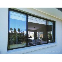 Protection contre le soleil Laminés en verre Aluminium Glissières en aluminium Offre Meilleur prix