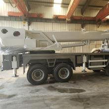 48m Height 25 Ton Mobile Small Crane