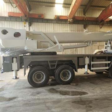 48m Height 25 Ton Mobile Small Crane