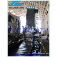 Traitement des grandes métaux, traitement des feuilles, traitement de l'acier, processus de cuivre