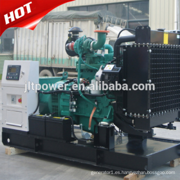 AC trifásico 50hz 400V 100 kw precio del grupo electrógeno