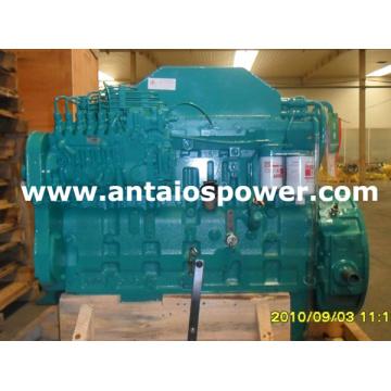 4-тактный дизельный двигатель Cummins (6CTA8.3-G2)