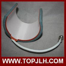 Topjlh новые приходят сублимации кружка нагреватель, пластину подогреватель, Cap нагреватель