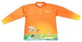 Long Sleeve Fishing Jerseys Custom Fishing Shirts Fishing Wear
