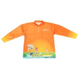 Long Sleeve Fishing Jerseys Custom Fishing Shirts Fishing Wear