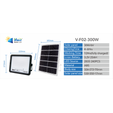 solar panel flood light reviews