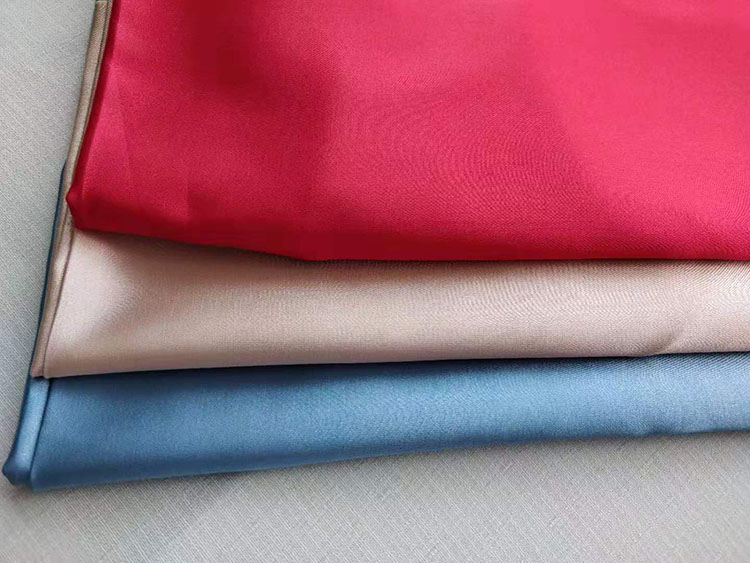 Charmeuse Stretch Satin Fabric
