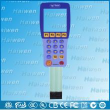 Матричная мембрана Клавиатура с жидкокристаллическим экраном