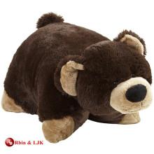 OEM personalizado diseño almohada oso